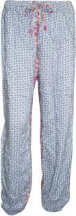 Indiatrendzs Polka Print Rayon Women's Harem Pants