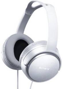 Sony Mdr-V55 Whi Dj Style Headphones Headphone Price in India - Buy ... 6570789b64ba9