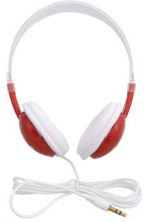 iNext IN 904 HP Red Bluetooth Headset without Mic Red, On the Ear