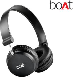boAt Rockerz 400 Super Bass Bluetooth Headphone
