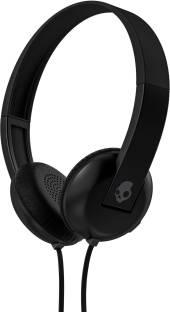 Skullcandy Uproar S5URHT 456 Bluetooth Headset without Mic Grey Black, On the Ear  Skullcandy Headphones