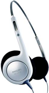 Philips Headphones-Under Rs.799 | Philips SBCHL140/98 Wired Headphones(Graphite, On the Ear) By Flipkart @ Rs.299