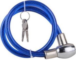 Ivon Iron Cable Lock For Helmet