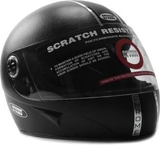 9b2ca50d Studds Chrome Elite 540MM Motorsports Helmet - Buy Studds Chrome ...