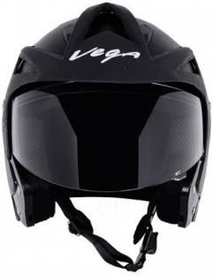 VEGA Crux OF (Open Face) Motorbike Helmet