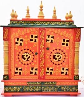Jordaar Wooden Home Temple Part 72
