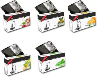 Jaipurcrafts Xtreme Exotic Pack Of 5 Assorted Hookah Flavor Price In