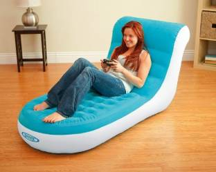 intex inflatable furniture. Intex PVC 1 Seater Inflatable Sofa Furniture
