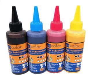 Go Color Epson Sublimation Ink Single Color Ink Cartridge