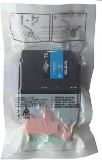 Brother LC-535XL-C Ink Cartridge Valuable Pack Single Color Ink Cartridge