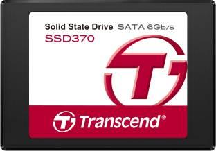 Transcend SSD 2.5 128 GB Desktop Internal Hard Disk Drive (TS128GSSD370)