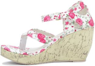 Nell Women PINK Wedges