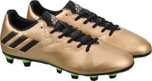 ADIDAS MESSI 16.4 FXG Football Shoes For Men - Buy SHOBLU MSILVE ... 0c05e38f9acf9