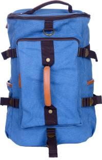 b4a8510b85 U.S. Polo Assn USAB0094 Travel Duffel Bag Blue - Price in India ...