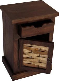 TimberTaste ALASKA Solid Wood Side Table