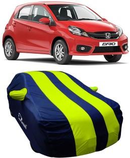 Autofurnish Car Cover For Honda Brio (With Mirror Pockets)
