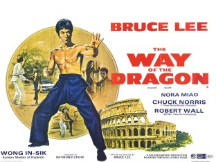 ENTER THE DRAGON Bruce Lee Hot Movie 13x20 24x36 inches