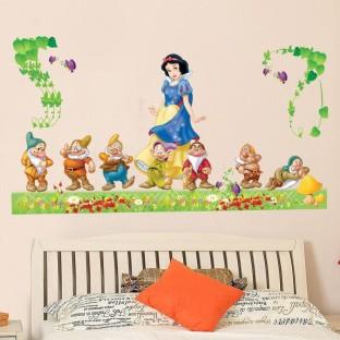 3D Frozen Elsa Anna 559 Wall Paper Print Decal Wall Deco Indoor wall Murals Home