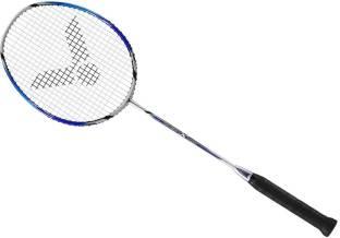 Victor Meteor X 5600 Multicolor Strung Badminton Racquet