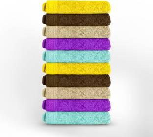 Swiss Republic 10 Piece Cotton Bath Linen Set
