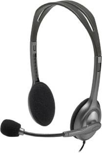 Logitech h111 Wired Headset with Mic