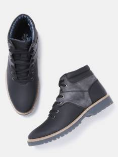 Roadster Boots For Men