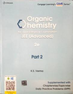 Organic Chemistry For Joint Entrance Examination Jee (Advanced) 1st