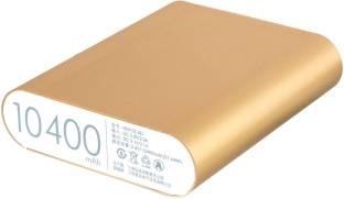 MobiBasket 10400 mAh Power Bank (TOPORANGE, Turbo Charging