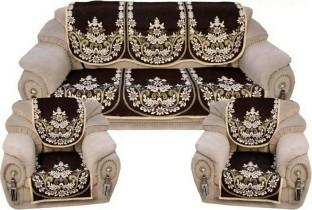 MR MACHROLI Polycotton Sofa Cover