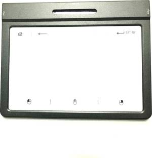Smiledrive USB Touchpad with Multi Touch Gesture Control, Pinch