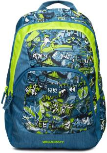 9eabdbc28a3c Wiki by Wildcraft Wiki Eta 41 L Backpack Blue - Price in India ...