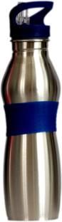 FullHouz Latest Design 700 ml Water Bottle Set of 1, Multicolor