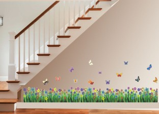New Way Decals Wall Sticker Floral U0026 Botanical Wallpaper Part 55