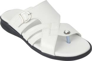 online store 8d0b3 62d8c Argo Men White Sandals