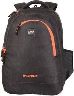 Wiki By Wildcraft Hue 9 Black 49 L Laptop Backpack