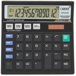 orpat ot 512 Basic  Calculator