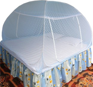 healthy sleeping polyester adults foldable polyester double bed mosquito net embroidery premium mosquito net
