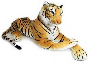 Smartoys Fancy Giant Tiger Extra Large Drawing Room Decor Item Cool
