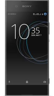 sony mobile. sony xperia xa1 (black, 32 gb) mobile u