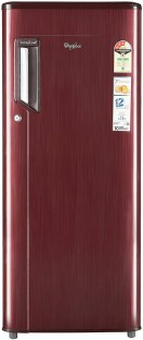 Whirlpool 200 L Direct Cool Single Door Refrigerator Wine Titanium