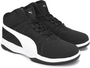 ad15dc0c56e Puma Puma Rebound Street v2 L IDP Sneakers For Men - Buy Puma Black ...