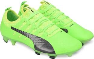 3175a511b Puma evoPOWER Vigor 2 FG Football Shoes For Men - Buy Green Gecko ...