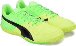 4ed4aa0cff60bf Puma Veloz Indoor III Indoor Shoes For Men - Buy Safety Yellow-Puma ...