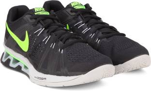 e34ffe9acb2 Nike REAX 8 TR MSL Training Shoes For Men - Buy Black White Green ...