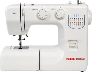 USHA Janome Allure Electric Sewing Machine