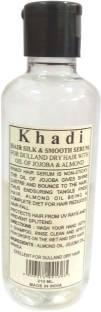 Khadi Herbal Hair Silk & Smooth Serum
