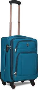 b53794262 Goblin Solitaire 58 Expandable Cabin Luggage - 22 inch Blue - Price ...