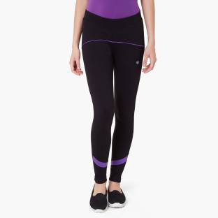 9976b6ef32a Creez Solid Women s Grey Tights - Buy Charcoal Heather Creez Solid ...