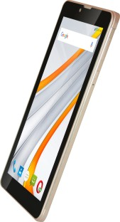 Swipe Razor Volte 8 GB 7 inch with Wi-Fi+4G (Gold)