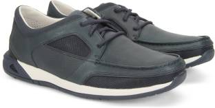 f7fdec3f2f32e Clarks Ormand Sail Casual Shoes For Men - Buy Dark Grey Nubuck Color ...